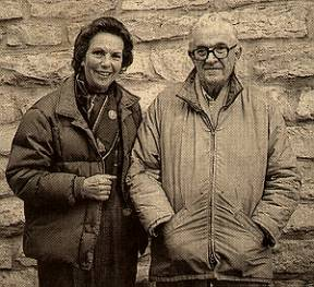 John and Jane Graves in 1995